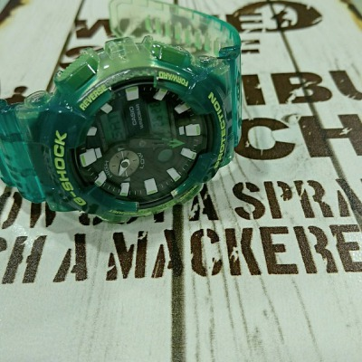 【G-SHOCK】Lost and found summer