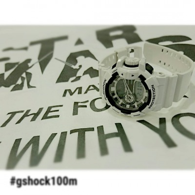 【G-SHOCK】The Force will be with you always