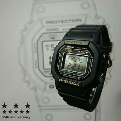 【G-SHOCK】35周年記念モデル 第4弾