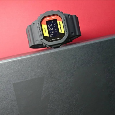 【G-SHOCK】G-SHOCK×THE HUNDRED's♪